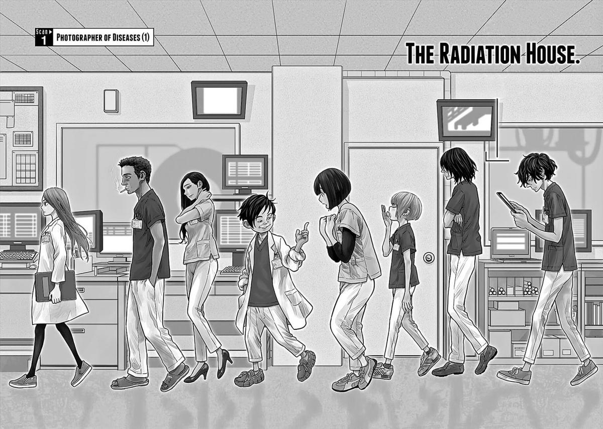 """Manga Populer """"Radiation House"""" Akan Dapatkan Adaptasi Film Live-Action Dengan Dibintangi Sejumlah Nama Terkenal !"""