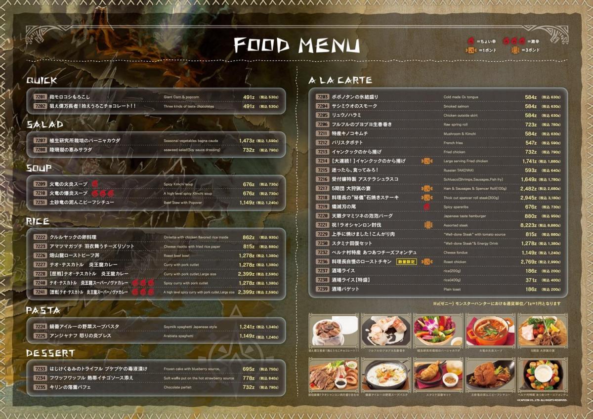 Kafe Yang Sangat Wajib Dikunjungi Oleh Para Penggemar Franchise Game Monster Hunter !