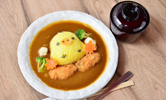 Kafe Dengan Tema Khusus Rilakkuma Kini Hadir Di Miyajima Prefektur Hiroshima