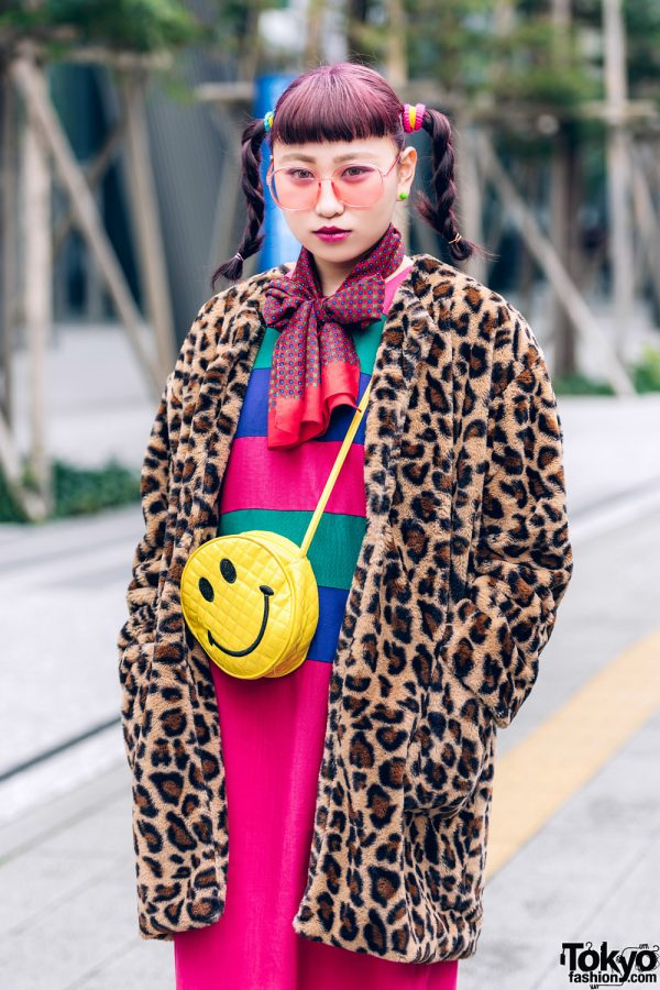 Reiri Dan Niina Menampilkan Gaya Fashion Jepang Dengan Konsep Kawaii Tokyo Street Styles 2