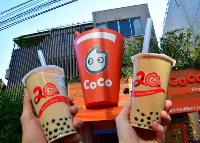 Penggemar Minuman Teh Boba Wajib Kunjungi 4 Tempat Penjual Minuman Ini Di Tokyo !