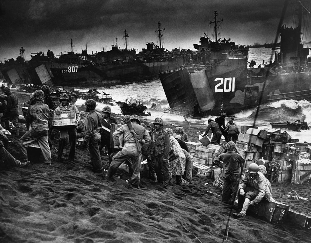 Sejarah Peperangan Pulau Iwo Jima Yang Memakan Banyak Korban Jiwa