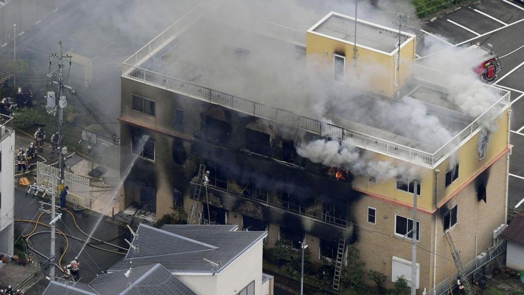 Tragedi Pembakaran Studio Kyoto Animation Menjadi Pukulan Berat Bagi Para Penggemar Anime