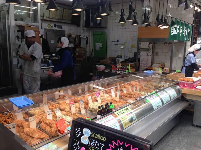 5 Jajanan Murah Dan Lezat Di Area Kichijoji Kota Tokyo