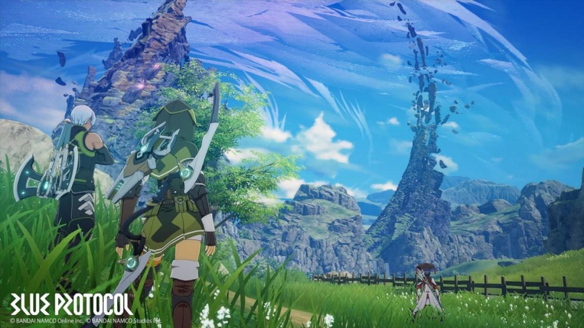 Proyek Game Online Blue Protocol Dari Bandai Namco Masuki Tahap Alpha Test