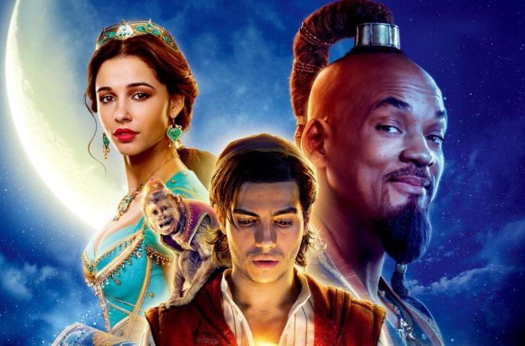 Film Live-Action Aladdin Sukses Besar Di Jepang, Disney Lakukan Promosi Unik Lewat Video Musik !