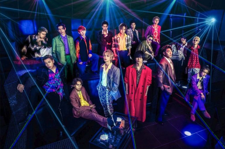 """Supergrub Musik THE RAMPAGE Kembali Hadir Dengan Video Musik Terbaru """"WELCOME 2 PARADISE"""""""