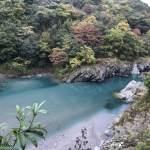 Wisata Alam Di Sepanjang Sungai Indah Anabukigawa Prefektur Tokushima