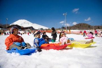 3 Resort Ski Terpopuler Yang Ada Di Dekat Gunung Fuji