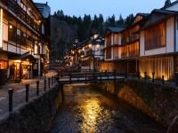Pemandian Air Panas Dengan Panorama Eksotis Dan Retro Di Ginzan Onsen Prefektur Yamagata