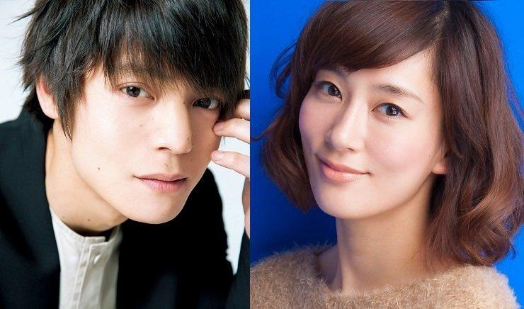 Pemain Film Asami Mizukawa Dan Masataka Kubota Resmi Menjadi Pasangan Suami Istri