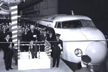 Sejarah Dan Proyek Ambisius Jepang Untuk Kereta Api Shinkansen