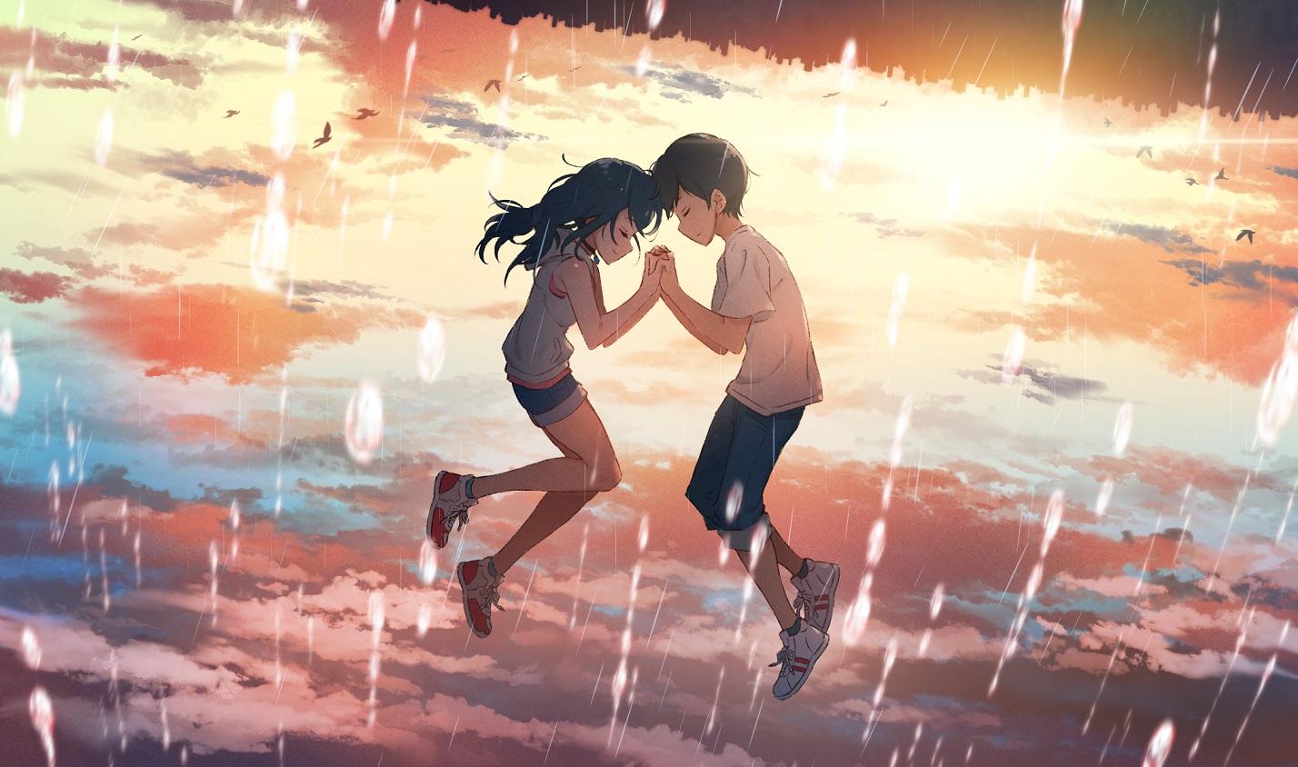 """9 Lokasi Di Tokyo Yang Hadir Dalam Anime """"Weathering"""