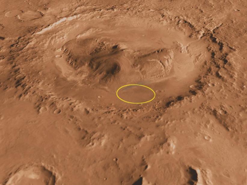 Peneliti Jepang Ungkap Kandungan Air Di Planet Mars Asin Seperti Kuah Ramen