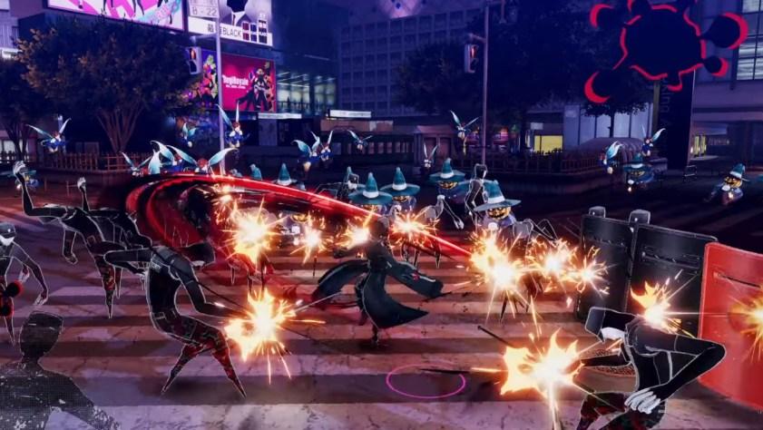 ATLUS & Koei Tecmo Bekerja Sama Hadirkan Persona 5 Terbaru Dengan Konsep Gameplay Yang Unik