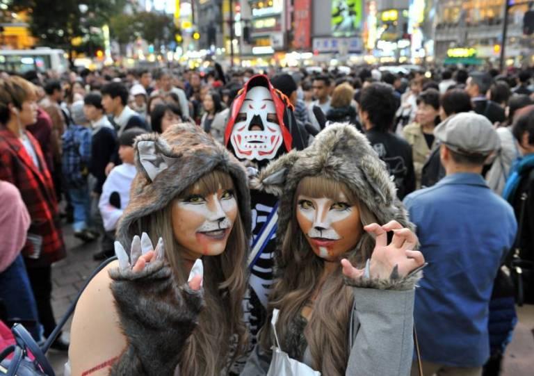 Fenomena Tahunan Untuk Festival Halloween Di Shibuya Akan Segera Berlangsung !
