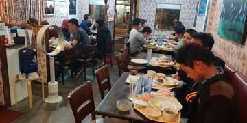 Nikmati Kelezatan Kuliner Indonesia Di Warteg Monggo-Moro Kota Tokyo