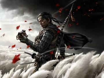 Game Ghost of Tsushima Dipastikan Akan Rilis Pada Musim Panas 2020 Mendatang