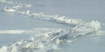 Fenomena Omiwatari Danau Suwa, Kini Semakin Langka Akibat Perubahan Iklim Dan Jaman