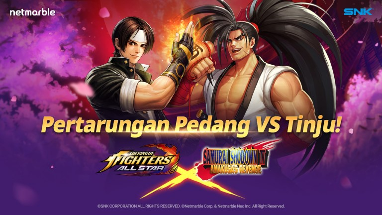 [The King of Fighters ALLSTAR] Hadirkan Kolaborasi Samurai Shodown