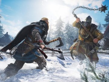 Ubisoft Resmi Umumkan Seri Assassin's Creed Terbaru Mereka Yang Bertemakan Sejarah Viking