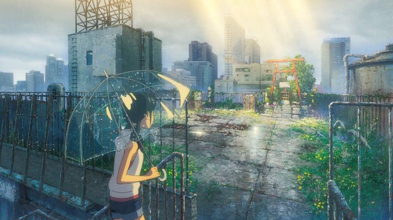 """Film Animasi Terkenal Karya Makoto Shinkai """"Weathering With You"""" Luncurkan Buku Bergambar Eksklusif"""