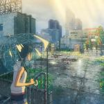 "Film Animasi Terkenal Karya Makoto Shinkai ""Weathering With You"" Luncurkan Buku Bergambar Eksklusif"