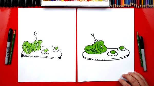 green eggs and ham # 72