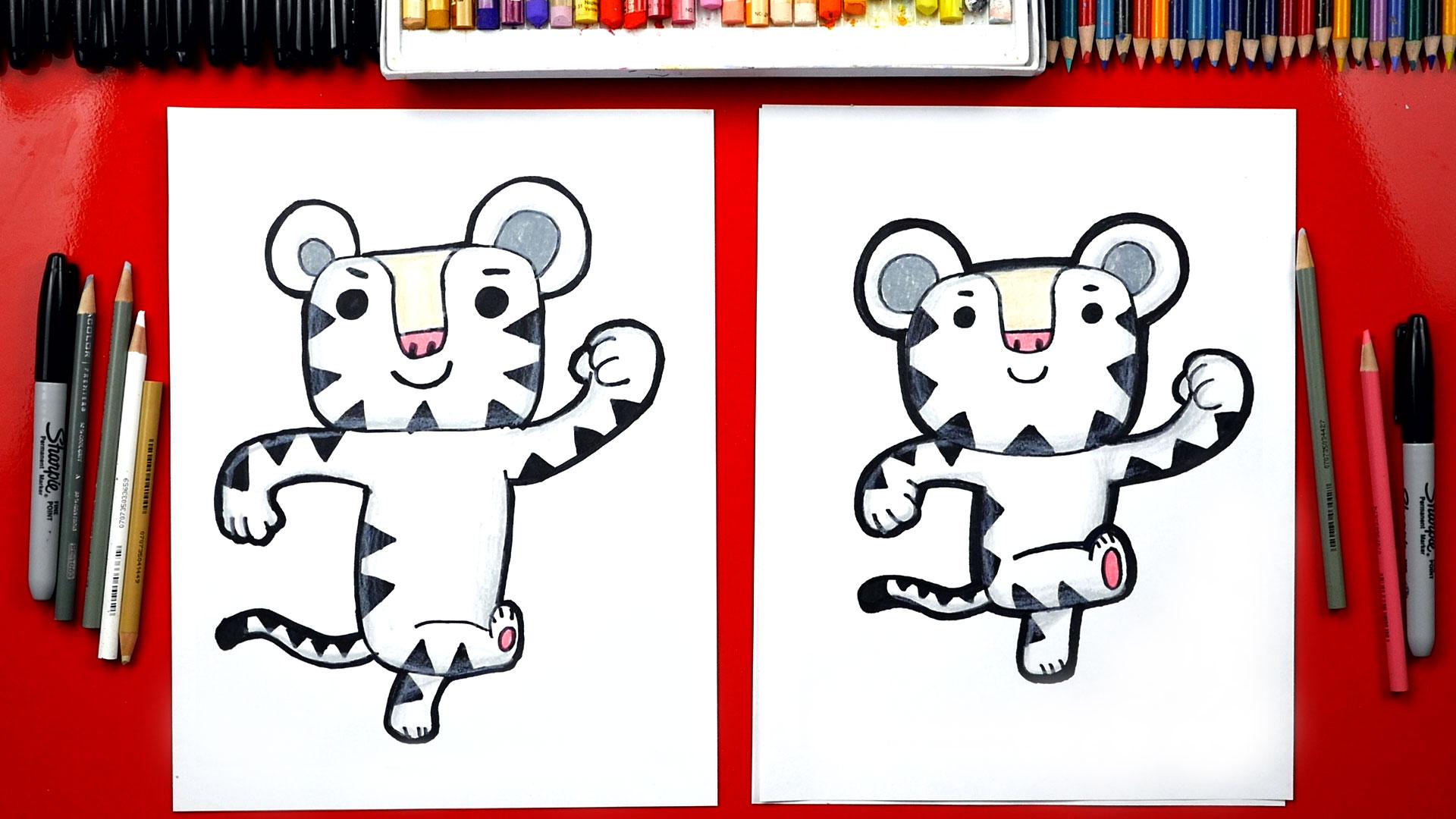 Disney Games Painting