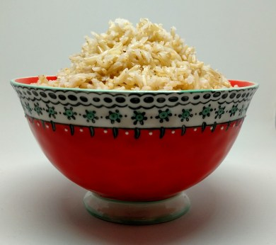 How to Cook Stovetop Brown Rice