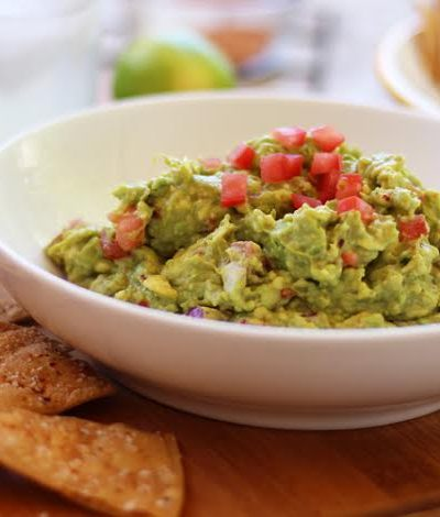 Chili Garlic Guacamole