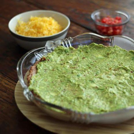 layer two - avocado