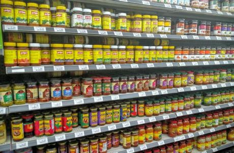 Asian Market Curry Pastes