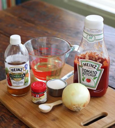 Old Fashioned French Dressing Ingredients