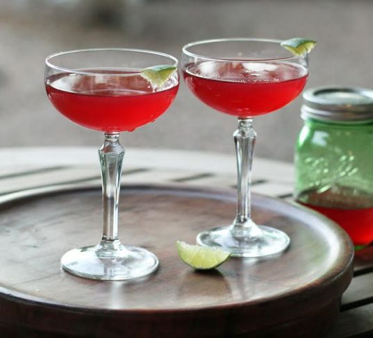 Raspberry Vodka Chambord Cosmopolitans Artful Dishes