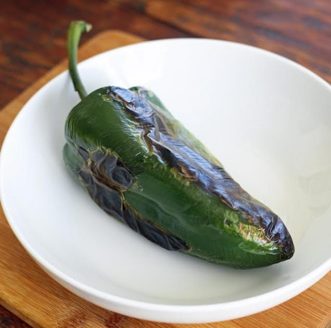 How to Roast Peppers - Dry Roasting | artfuldishes.com