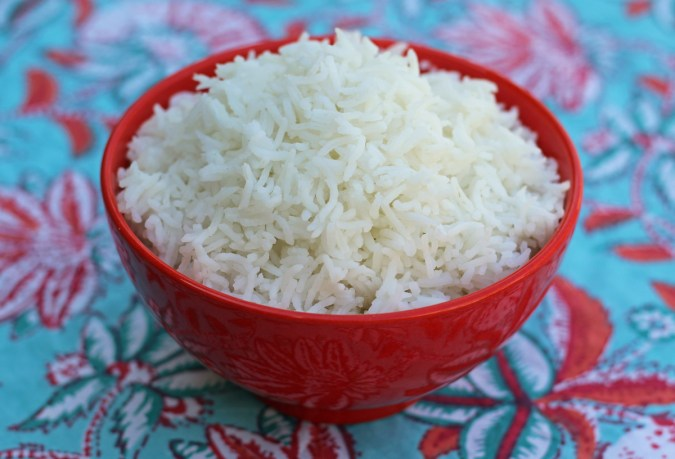 How to Make White Rice | www.artfuldishes.com