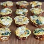 Mini Frittata Breakfast Protein Boxes   www.artfuldishes.com