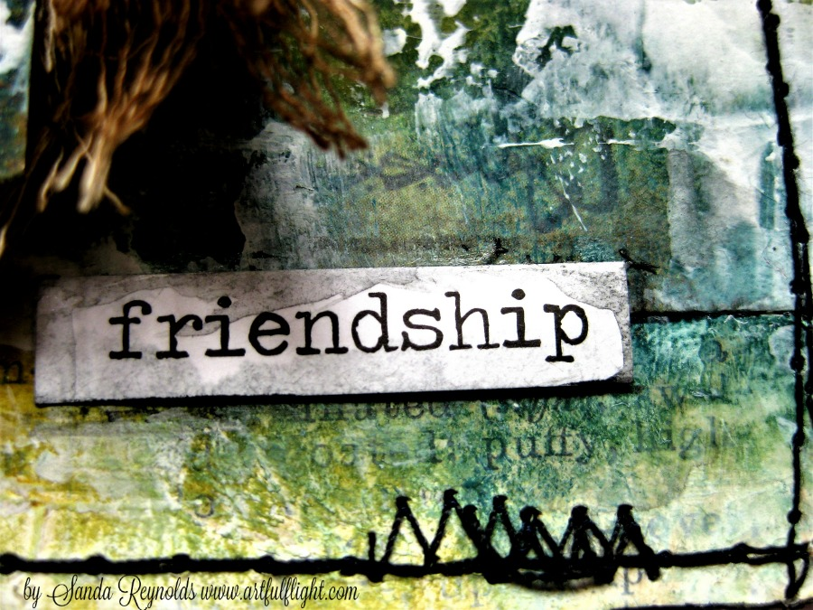 "Index Card a Day - Day #6 ""Friendship"""