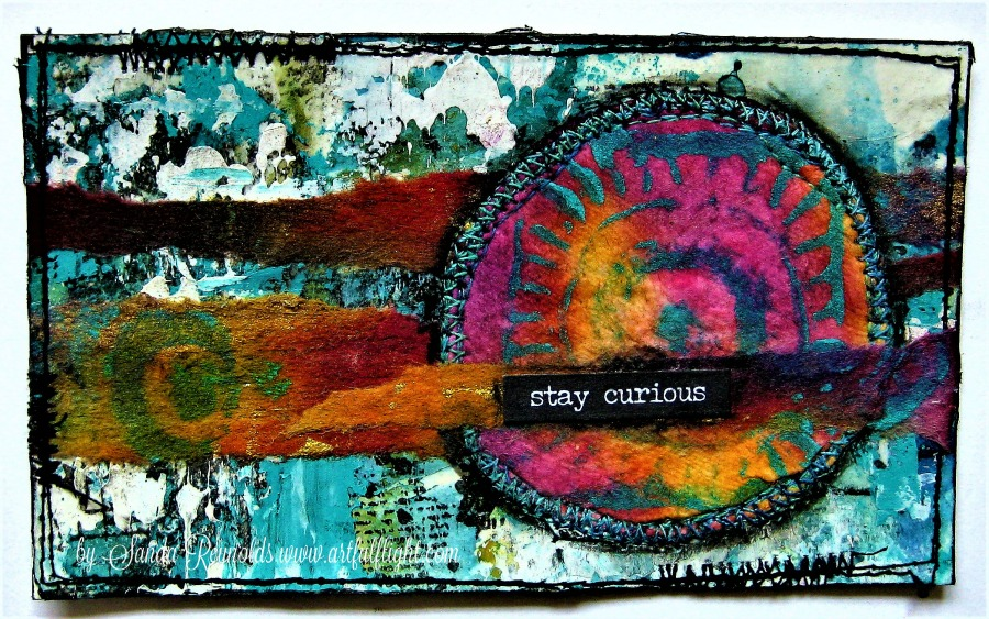 "ICAD challenge - Day #13 ""Stay Curious"""