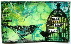 "ICAD challenge - Day #14 ""Find Your Voice"""