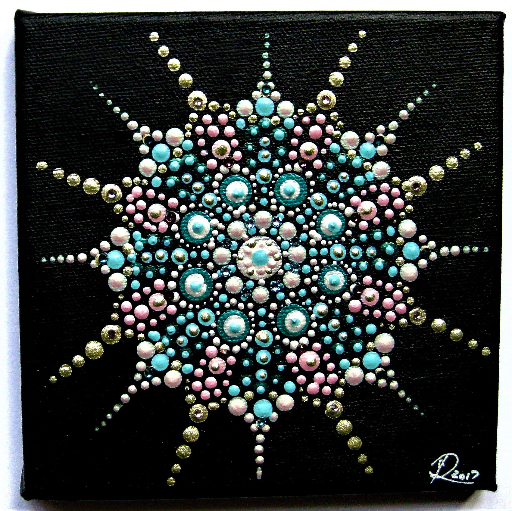 Dot Mandalas And Cyber Week Everything Sale Artfulflight