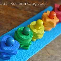 Over 50 Creative and Simple Ideas for Keeping Little Ones Busy