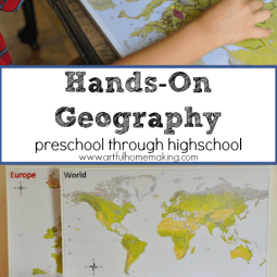 Hands-On Geography With Pin It! Maps