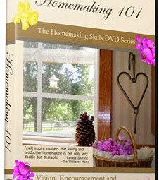 Homemaking Encouragement {And a Sale!}