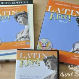 Latin Alive! Review + Discount Code