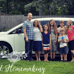 Overwhelmed With Gratitude For Our New Minivan (That We Received As A Gift!)