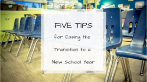 special needs school transition