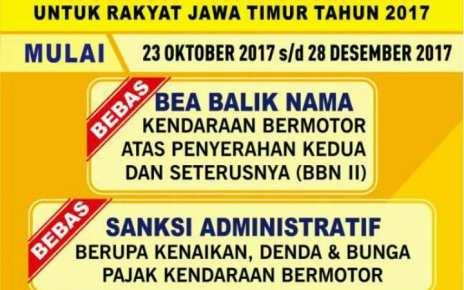 Memanfaatkan Insentif Pajak Daerah Jawa Timur Untuk Balik Nama
