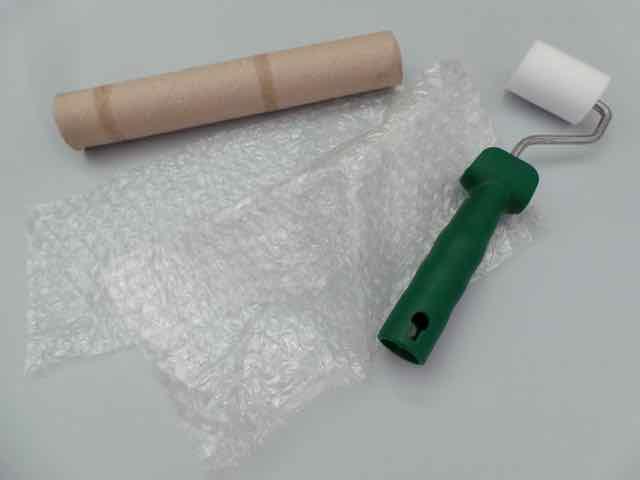 Paint Roller Materials